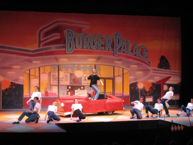 17 Best images about Grease Set Design on Pinterest ...