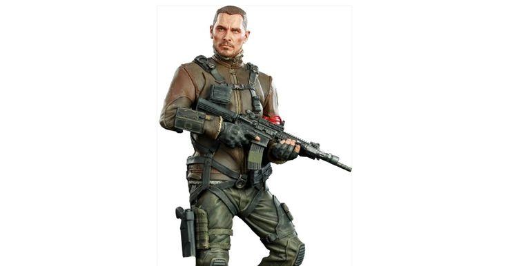 Terminator Salvation: John Connor Polystone Statue (Christian Bale)
