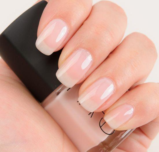 Best Clear Nail Polish For Natural Nails