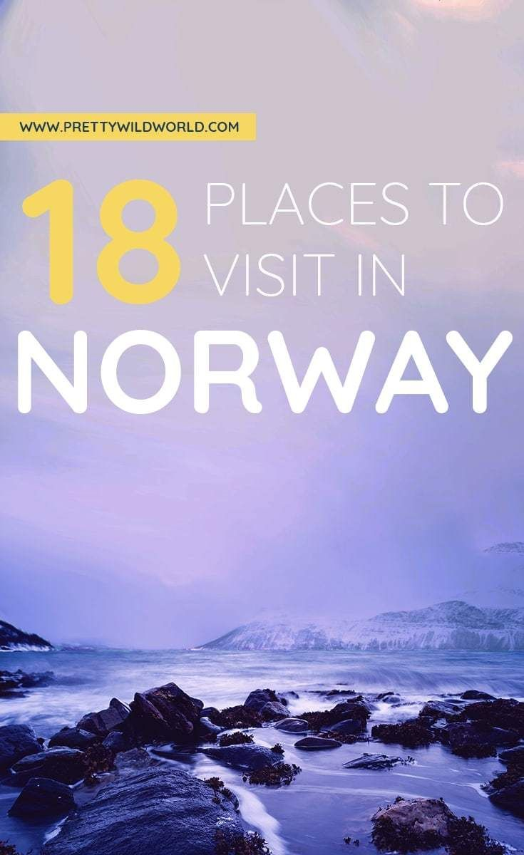 High 18 Locations to Go to in Norway