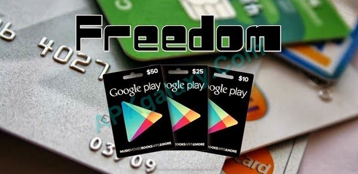 Android Apps & Games: Freedom [App] [Android]
