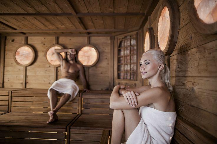 #Sauna World #Alpenschlössl & #Linderhof  http://www.alpenschloessl.com/en/wellness-beauty/wellness-world/sauna-world/