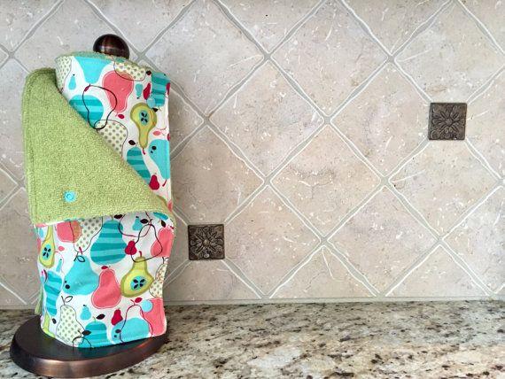 unpaper towels, reusable paper towels, reusable paper towel, cloth paper towels, natural cleaning, unpaper towel roll, housewarming gift