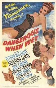 Dangerous When Wet. Part of Esther Williams vol. 1 set.