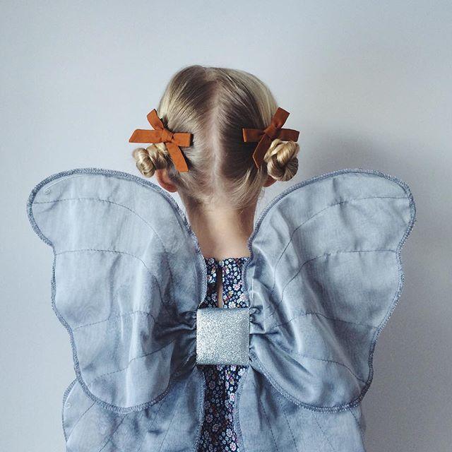 numero74 Silver grey fairy wings | Photo taken by @osterbyerica on Instagram