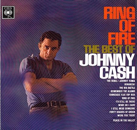 ring of fire - LOVE this song!
