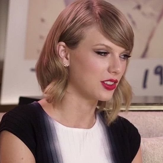 """Preview Taylor Swift's new song """"Out of the Woods""""!"""