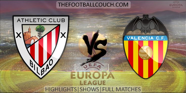 [Video] Europa League Athletic Bilbao vs Valencia Highlights and Full Match - http://ow.ly/ZjTOv - #AthleticBilbao #ValenciaCF #soccer #Europa League #football #soccerhighlights #footballhighlights #europeanfootball #UEFAEuropaLeague #thefootballcouch