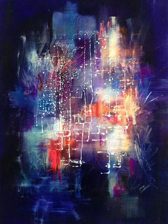 Catherine Hiller Art | Abstract work