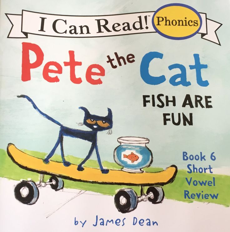 Cats, Comprehension and I love on Pinterest |Pete The Cat Reading Log