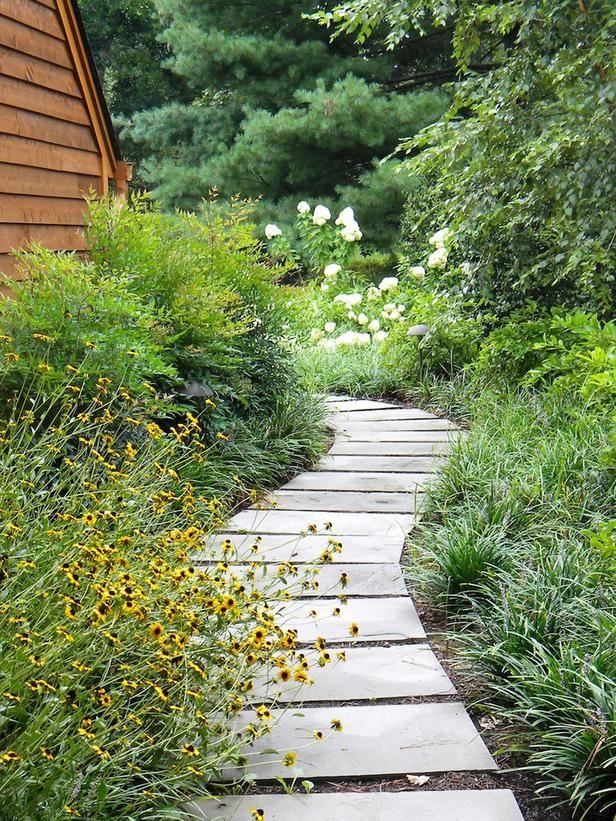 Pictures of garden pathways and walkways : Home Improvement : DIY Network