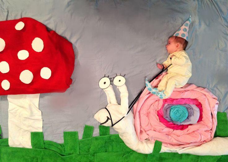 Gnome ride