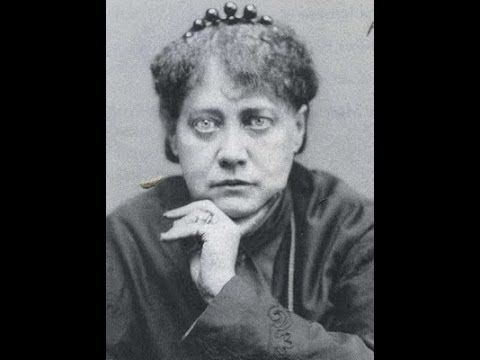 Madame Helena Blavatsky & The Secret Doctrine, [Occult Lecture] Manly P Hall, Audiobook - YouTube