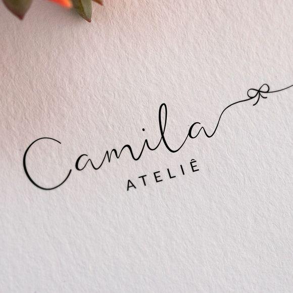 Logo/Logomarca Pré-criada - Artesanato
