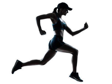 Jedzenie + bieganie = odchudzanie
