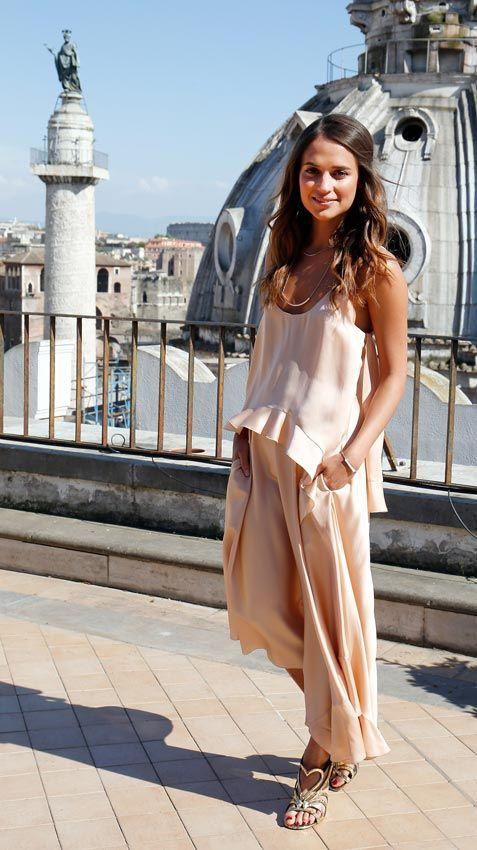 Alicia Vikander. Follow my boards on Pinterest ❤❤❤. Maite .