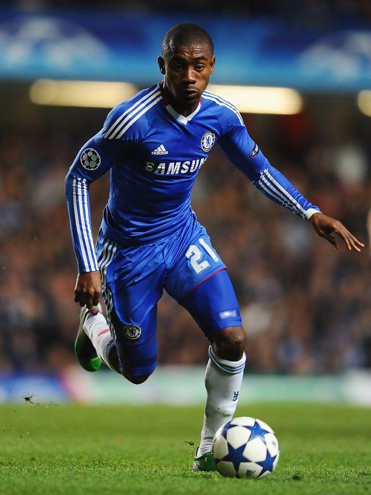 Salomon Kalou - Chelsea.