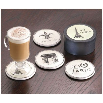 French coasters - Google Search