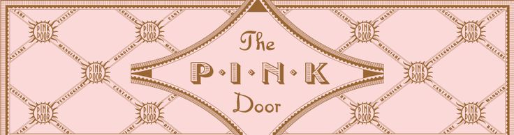 The Pink Door in Post Alley, Seattle WA