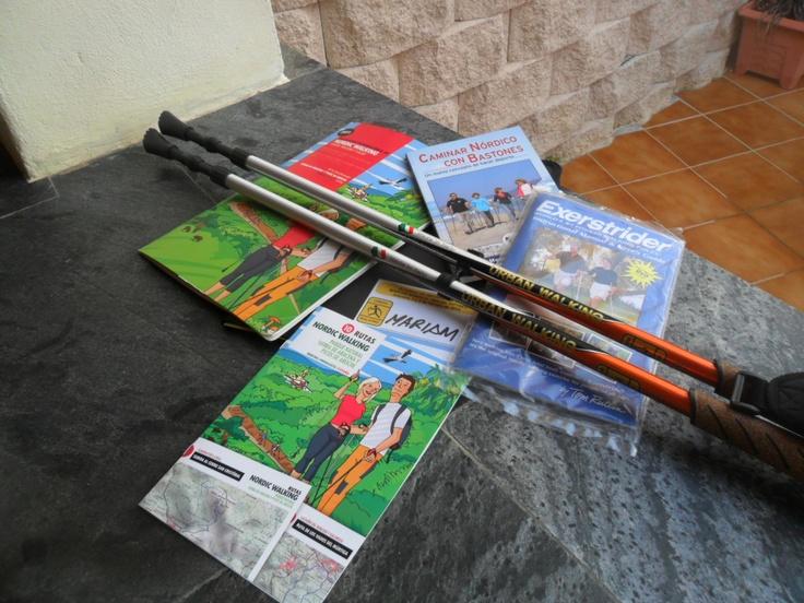 11 reasons - http://nordicwalkingaracena.blogspot.com