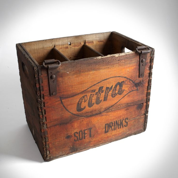 1000 images about vintage wooden crates on pinterest for Uses for old wooden crates