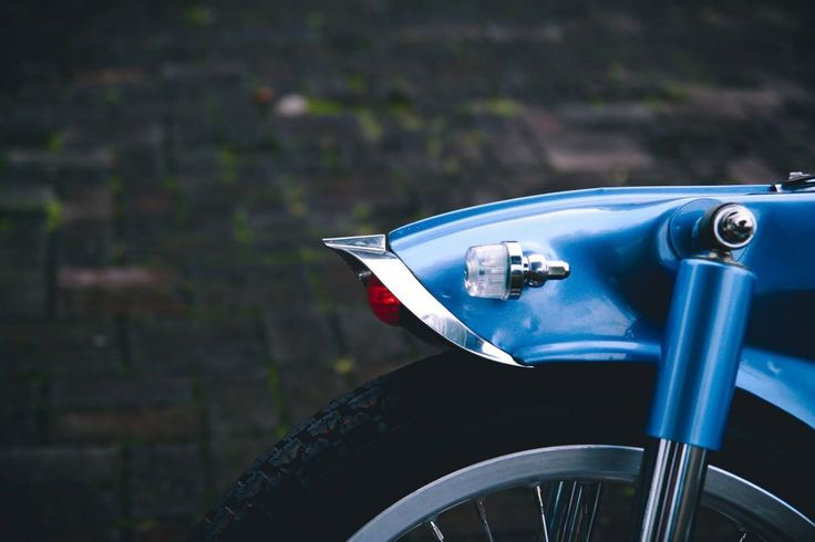 Enigma by Jezel motorcycle Indonesia