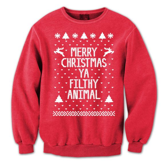 20 Ugly Christmas Sweaters to Dominate Your Holiday Parties | StyleCaster