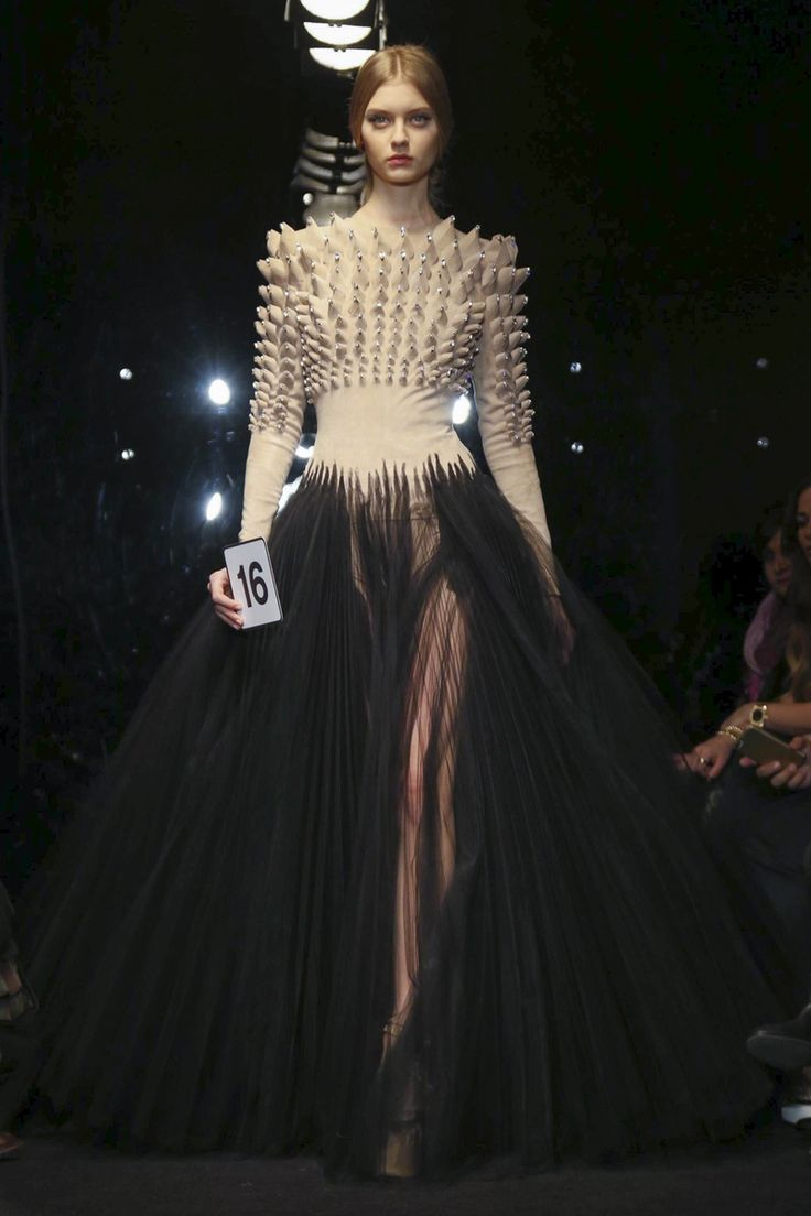 ZEALOUS4FASHION.COM — Stephane Rolland Spring 2016 Couture Collection