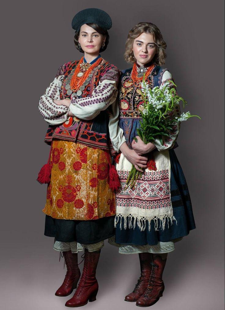 вот украинская национальная женская одежда картинки катафракты могли таранить