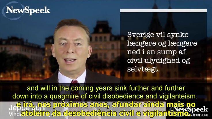 Desastre da Suecia: de superpotência humanista a republiqueta
