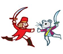 schiaccianoci e il re dei topi
