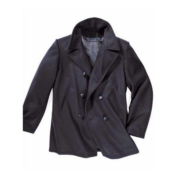 Caban Armor-Lux | L'authentique caban homme 100 % laine d'Armor Lux, parfait pour se protéger du froid, de l'humidité et du vent | A retrouver sur : http://www.chasse-maree.com/blouson-et-caban/3511-caban.html