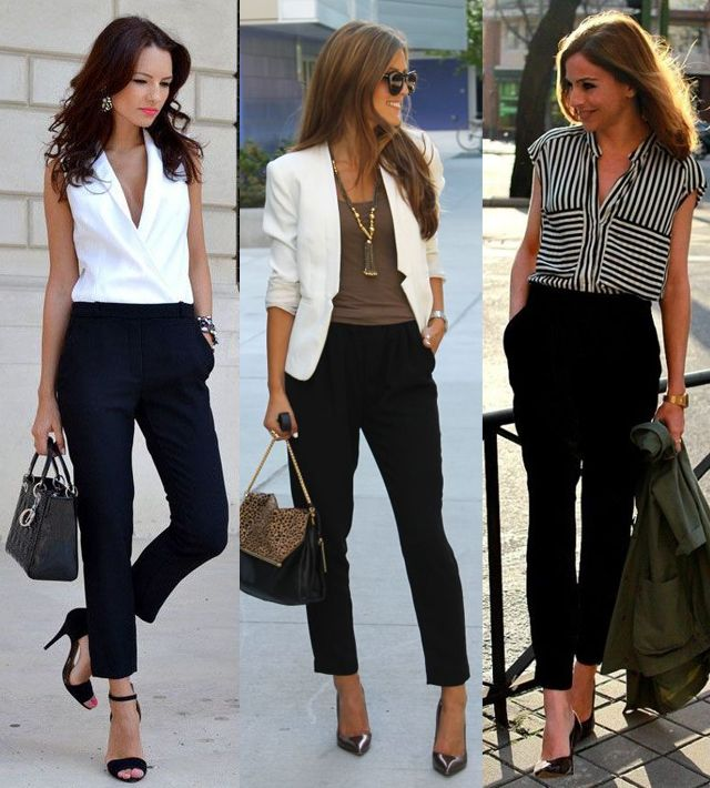 Cute Summer Work Outfits - What to Wear to Office - Style Tips ...