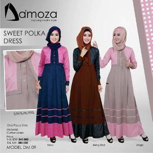 Baju Dress Wanita Damoza for Women DM 009