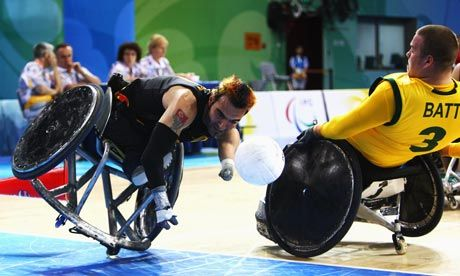 Paralympics-event-guide - all you need to know about the events that make up the 2012 Paralympic Games