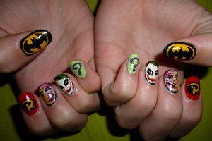 sherlock nails | Sherlock Nail Art by whosherlokid on deviantART