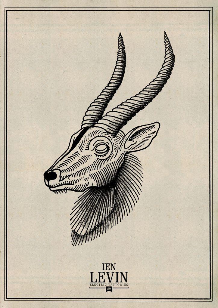 Tattoo Artwork by Ien Levin