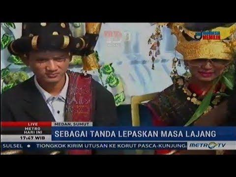Gladi Bersih Pernikahan Kahiyang & Bobby - Medan