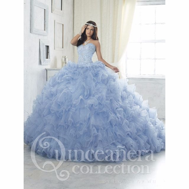 Find More Quinceanera Dresses Information about 2016 High Quality Bling Bling Ball Gown Blue Quinceanera Dresses Princess Cheap Vestidos De 15 Anos Sweet 16 Dresses QA1013,High Quality sweet 16 dresses,China quinceanera dresses Suppliers, Cheap blue quinceanera dress from Juliana Wedding Dresses Store on Aliexpress.com