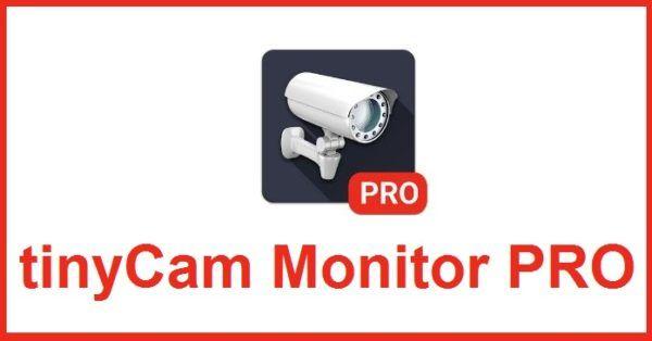 Necesitas alguna aplicación para administrar tus cámaras de seguridad y vigilancia? tinyCam Monitor PRO es lo que estas buscando, una completa y ponente herramienta para android con la que tendrás muchas opciones y configuraciones para hacer mas fácil el control y manejo de tus cámaras de vigilancia, ya sean para cámaras de red/IP públicas o privadas, codificadores de vídeo y DVRs.
