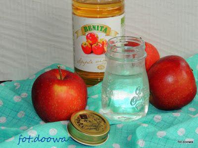 Moje Małe Czarowanie: 10 powodów dlaczego warto pić ocet jabłkowy