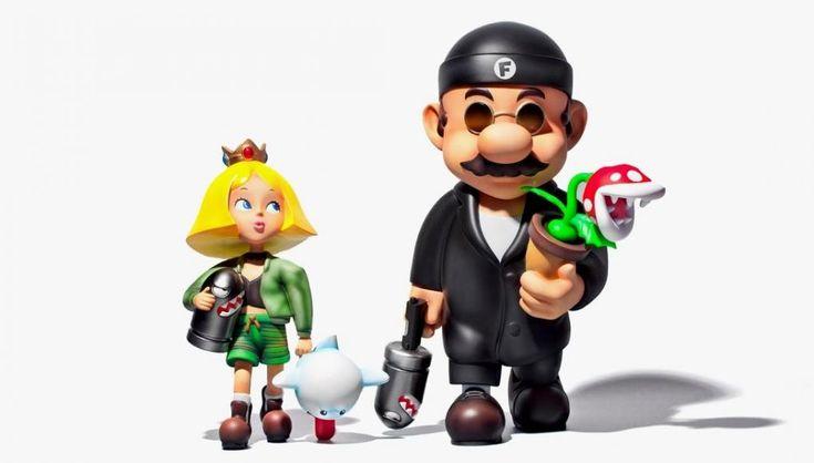 Super Mario x Leon by Fool's Paradise