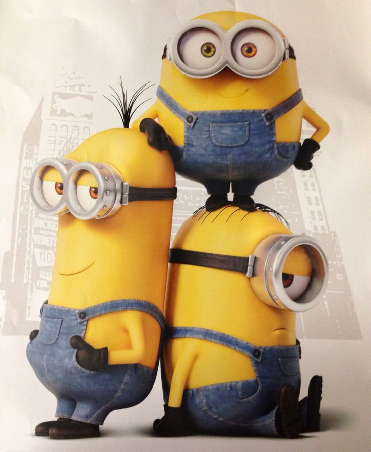 395 best Minions images on Pinterest | Funny minion ...