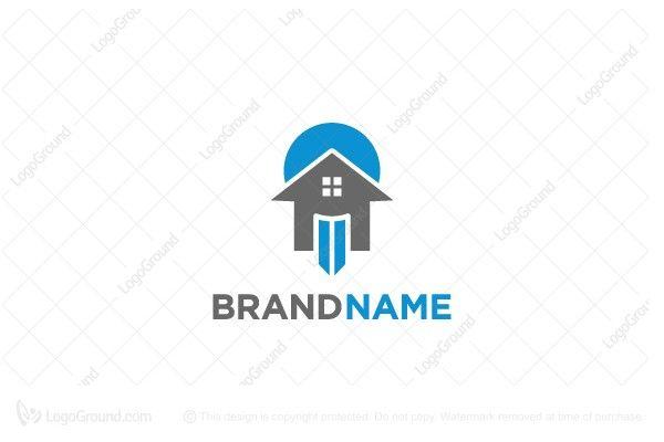 Logo for sale: Key House Logo