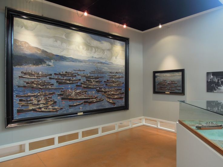 """Mostra """"La grande Trieste. Ritratto di una città 1891-1914"""" - Salone degli Incanti, Trieste, 2015 - Opere di Vito Timmel"""