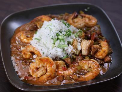 Louisiana Style Shrimp