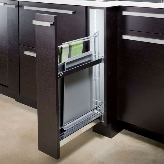 Kitchen Cabinets Pull Out Pantry: Hafele Profile Pull Out Pantry Cabinet B 300mm
