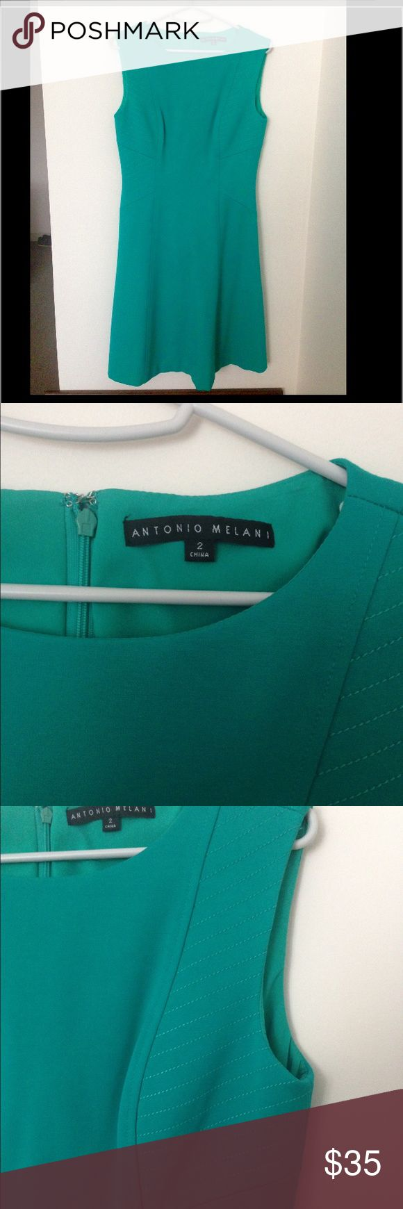 Antonio Melani fit and flare dress Beautiful fit and flare dress from Antonio melani. Has a beautiful silhouette. Only wore once. In excellent shape. ANTONIO MELANI Dresses