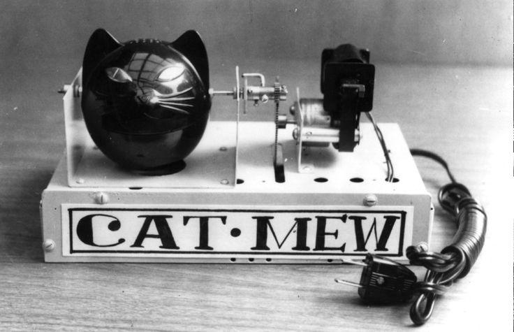 Cat Meow Machine