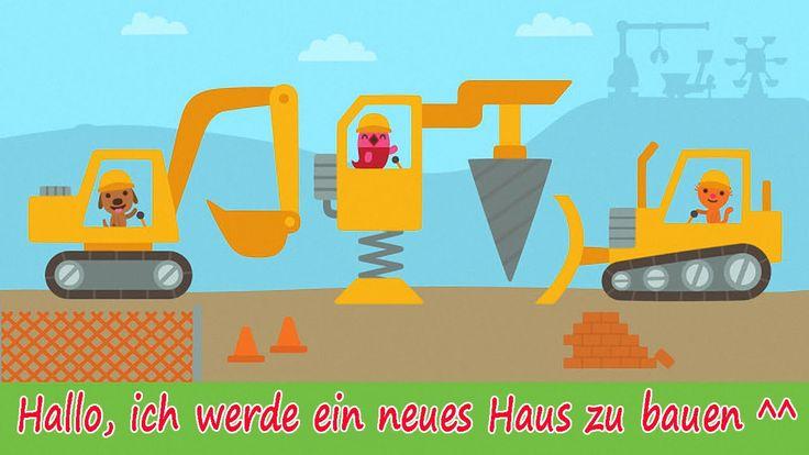 Bagger Kinderfilm - LKW und Bagger Spiele Teil 2 - Bagger ABCKinder Kanal. Bagger Kinderfilm - LKW und Bagger Spiele Teil 2 - Bagger https://youtu.be/lktjKvl...